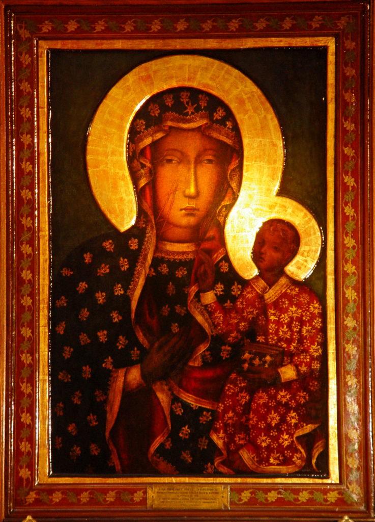 Akt Zawierzenia Rodziny Matce Bożej Częstochowskiej Królowej Polski z okazji 1050. rocznicy Chrztu Polski