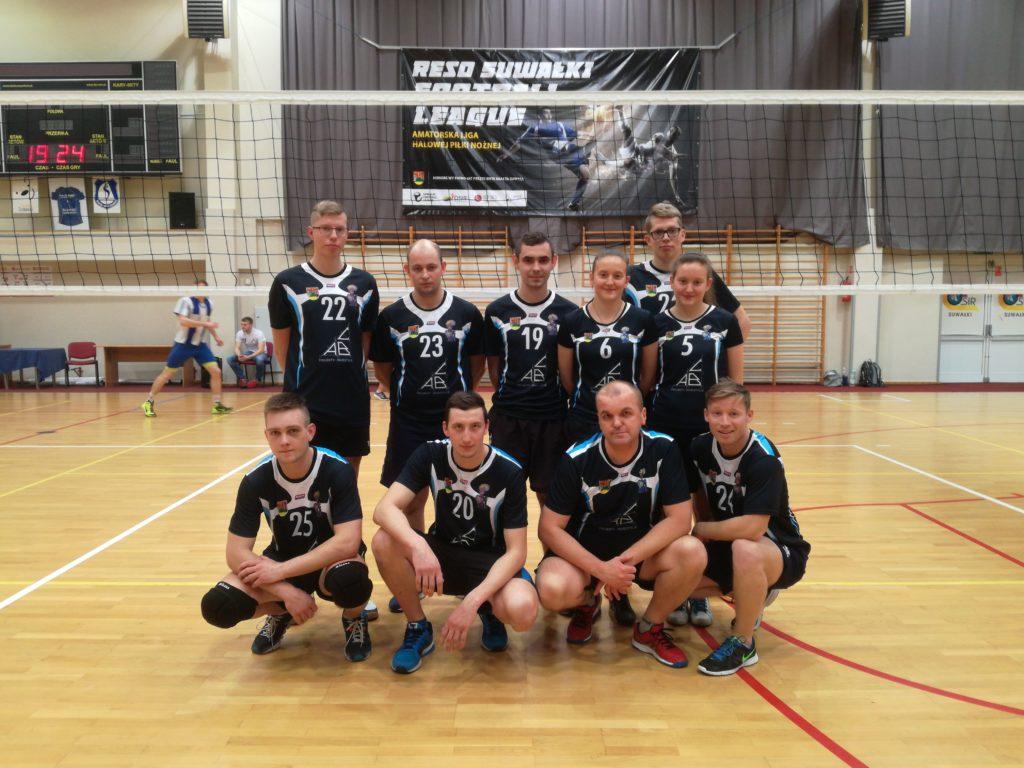 Ruszyła Suwalska Amatorska Liga Siatkówki