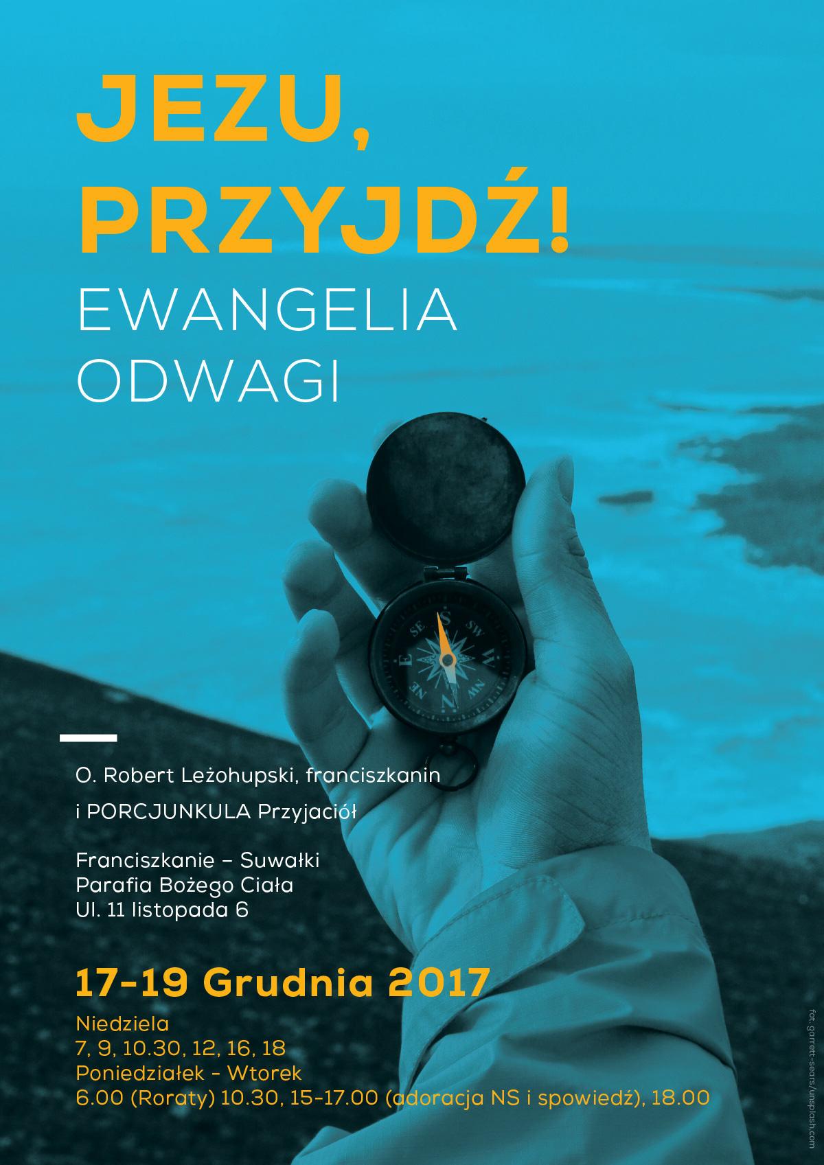 Parafialne rekolekcje Adwentowe 17-19.XII.2017