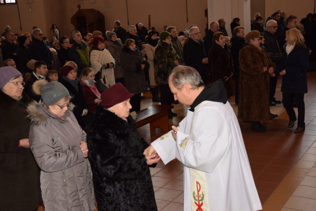 Parafialny (XXVI Światowy) Dzień chorego 11.02.2018