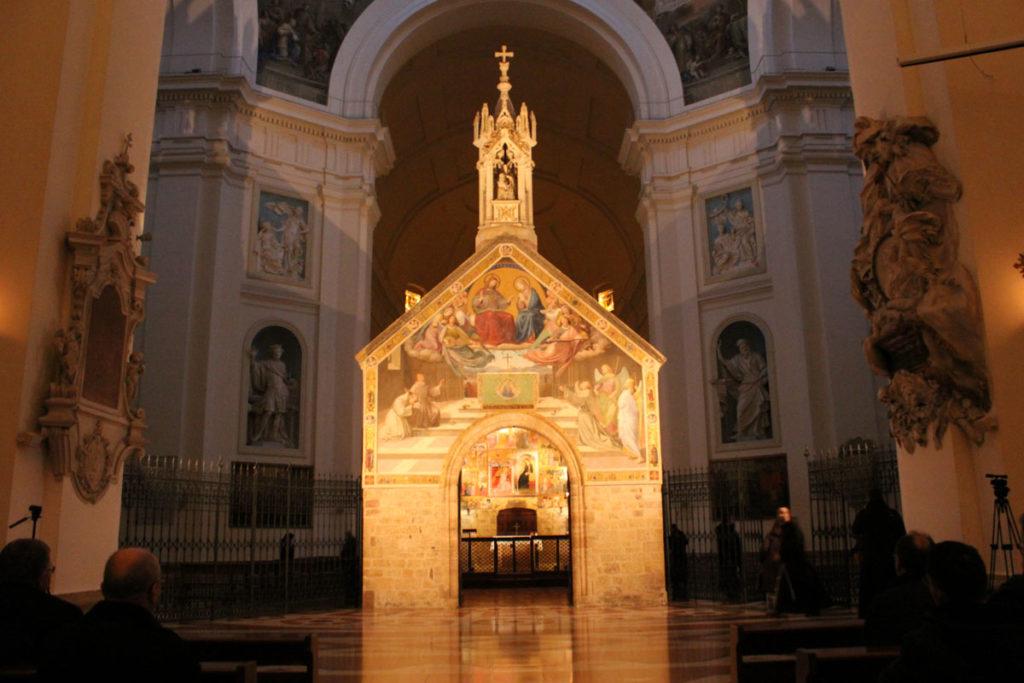 Porcjunkula. Uroczystość Matki Bożej Anielskiej (2 sierpnia)