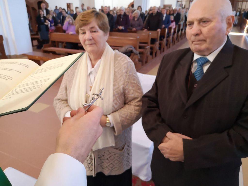 Jubileusz 50-lecia sakramentalnego związku małżeńskiego