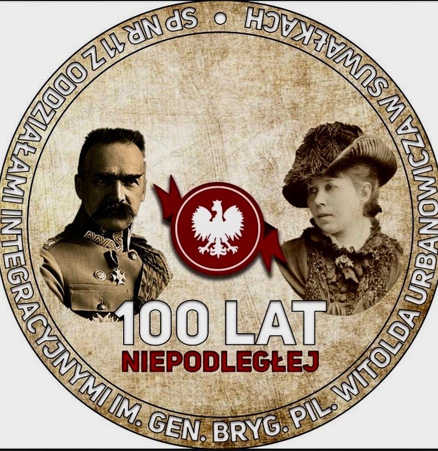 """Międzyszkolna Gra Miejska """"100 lat Niepodległej"""""""