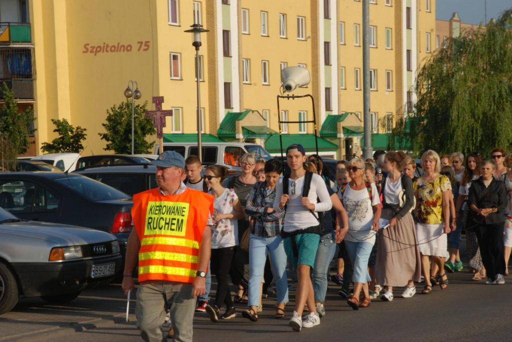 Odpust MB Częstochowskiej w Żylinach