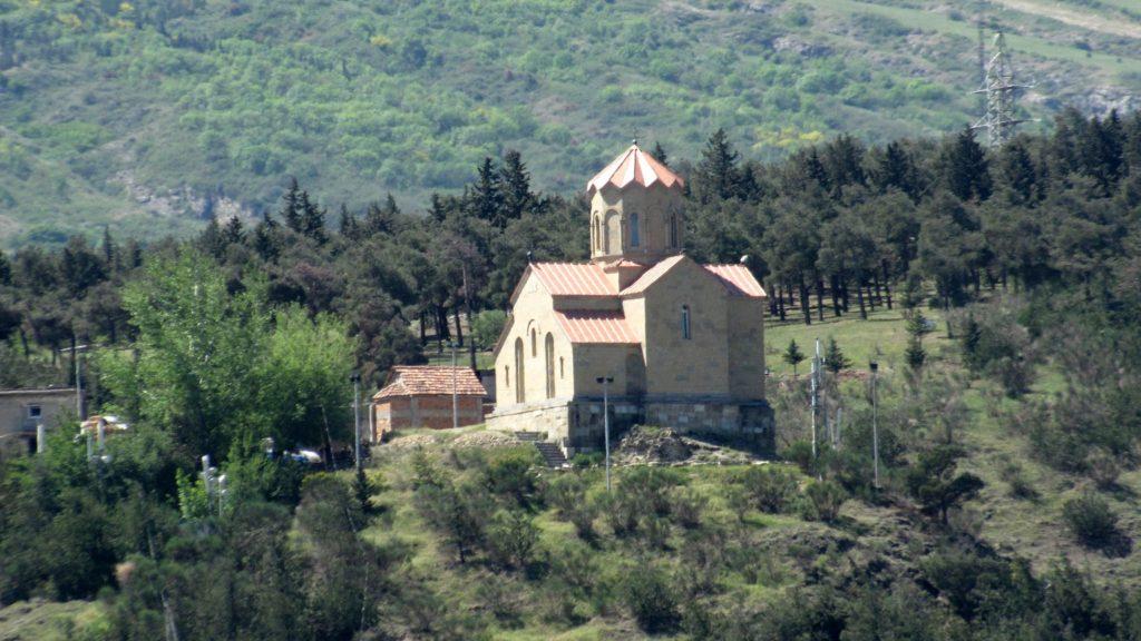 Gruzja i Armenia 2016