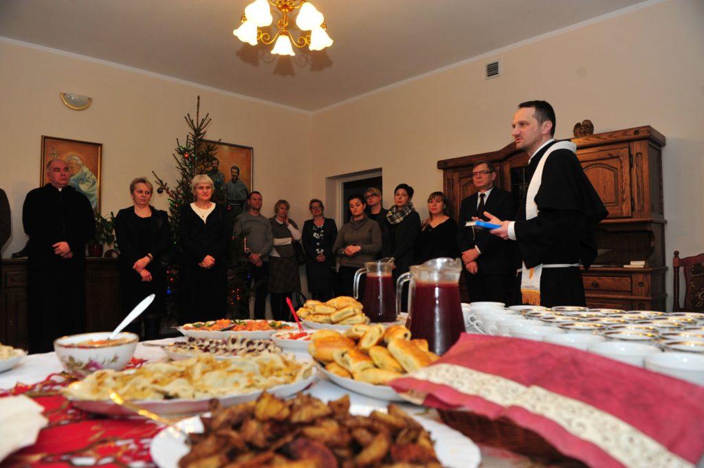 Spotkanie opłatkowe liderów grup parafialnych