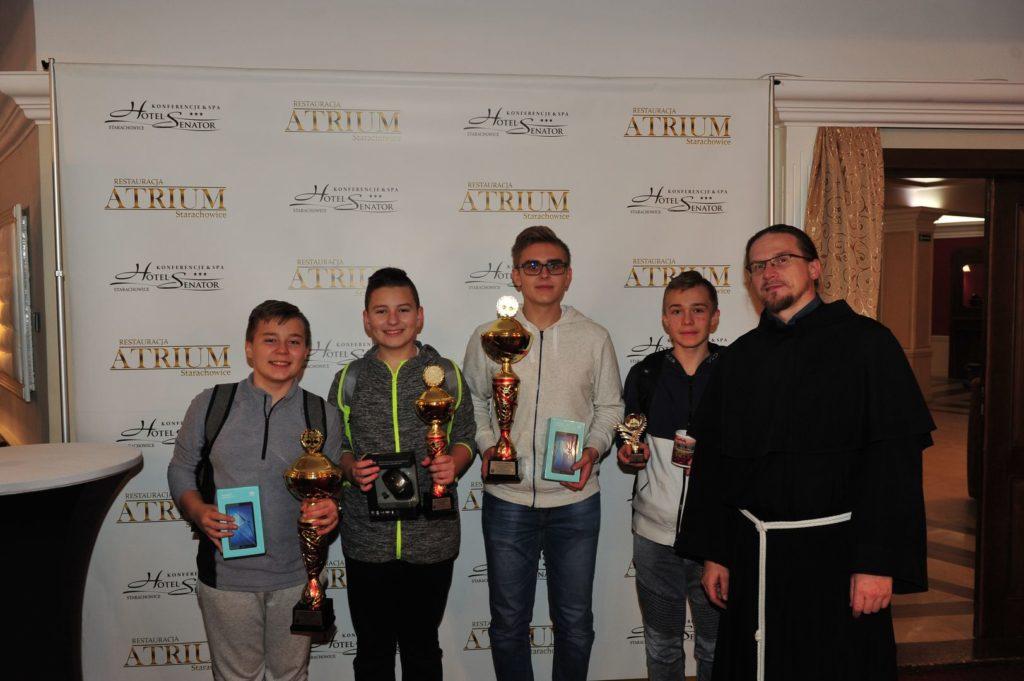 Szachowe Mistrzostwa Polski Ministrantów