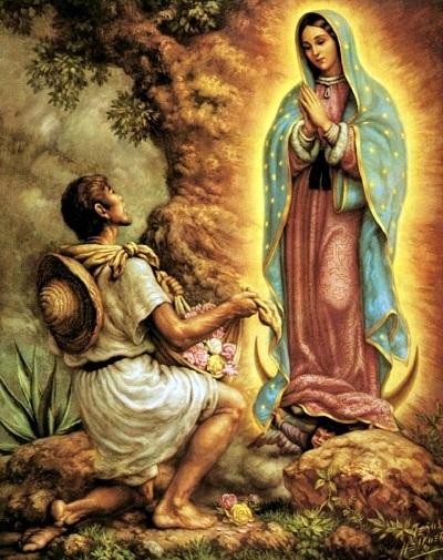 Viva Mexico! Viva Matka Boża z Guadalupe! 2019