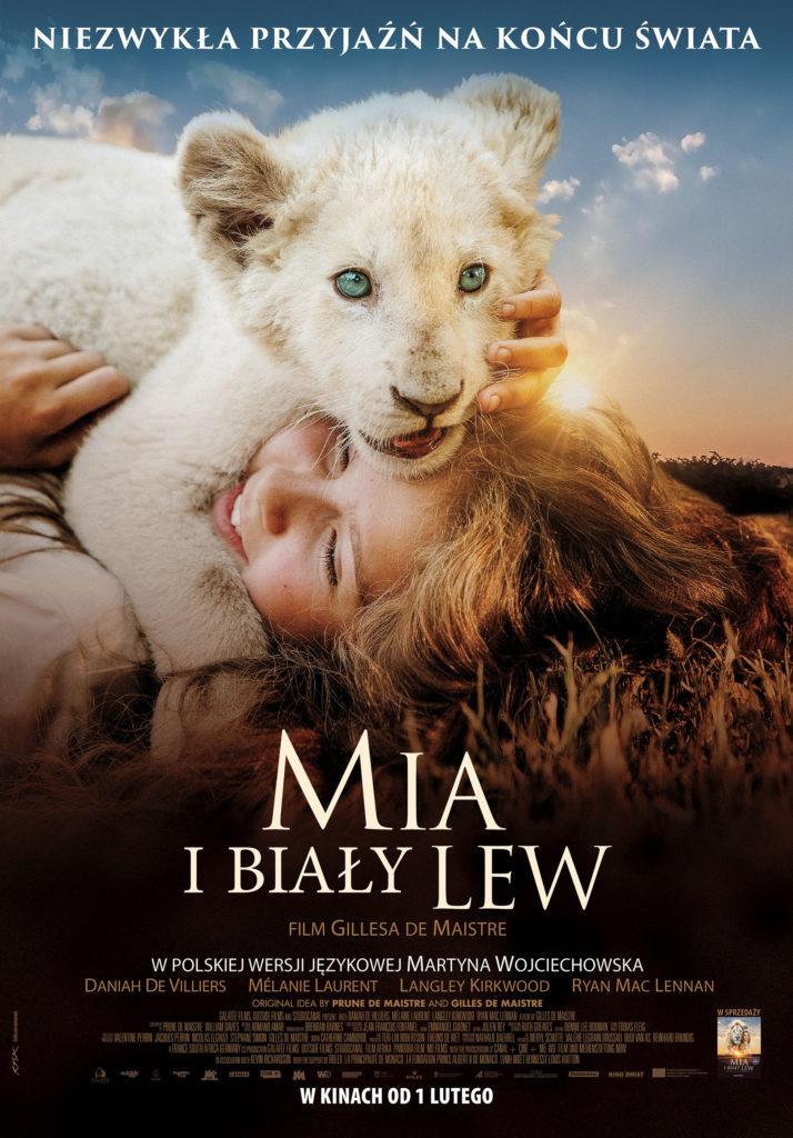 """""""Mia i biały lew"""" Parafialne wyjście do kina 03.03.2019"""