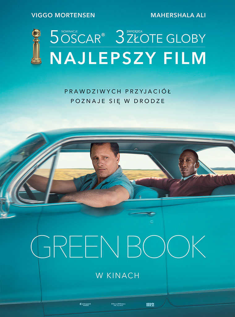 "Parafialne wyjście do kina na film ""Green Book"" 14.03.2019"