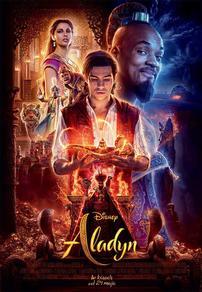 """""""Aladyn"""" rodzinne wyjście do kina 09.06.2019"""