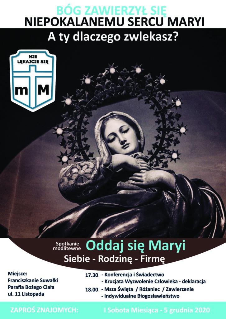 ODDAJ SIĘ MARYI